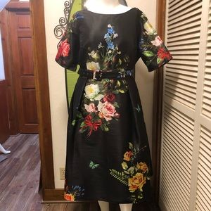 New eShatki Floral Fit and Flare 24W